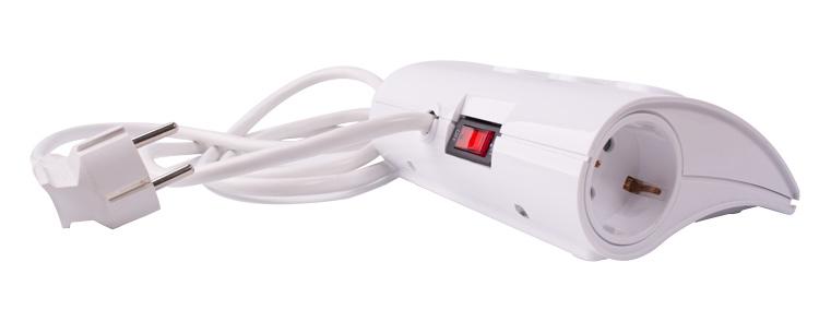 Новинка ассортимента — удлинитель со встроенными USB-разъемами